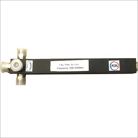 4 Way RF Power Splitter