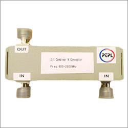 2 1 RF Combiner