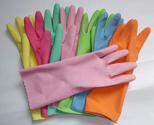 Hand gloves household