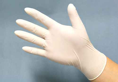 Latex Hand Gloves