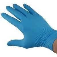 Hand gloves latex nitryle