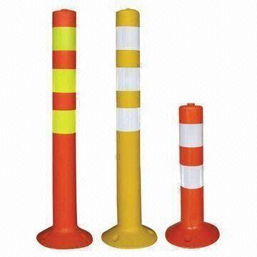 PVC Bollards flexible