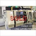 TURNING CENTRE TURRET FS 300 FANUC OT