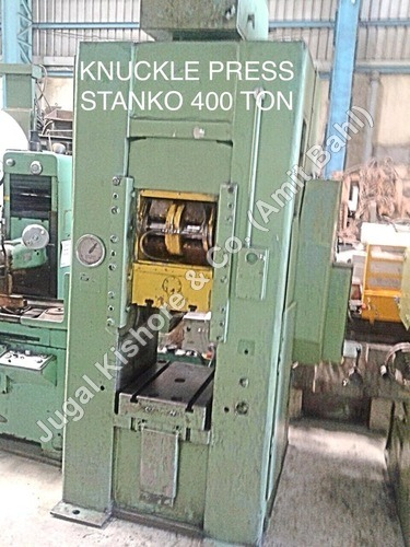 KNUCKLE JOINT PRESS RUSSIAN 400 TON KB8336