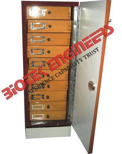 Projection Slide Storage Cabinet