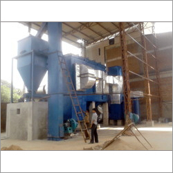 FBC Indirect Fired Hot Air Generator