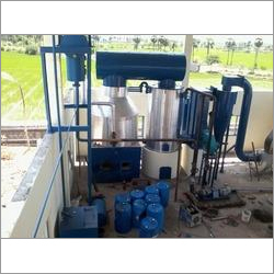 FBC Fired Thermic Fluid Heater
