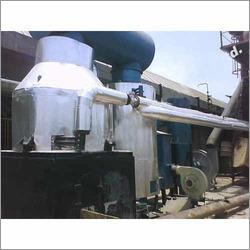 Manual Thermal Fluid Heater