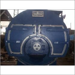Smoke Tube Steam Boiler