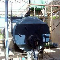 Diesel Fired Smoke Tube Steam Boiler