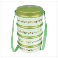Insulated Plastic Lunch Box