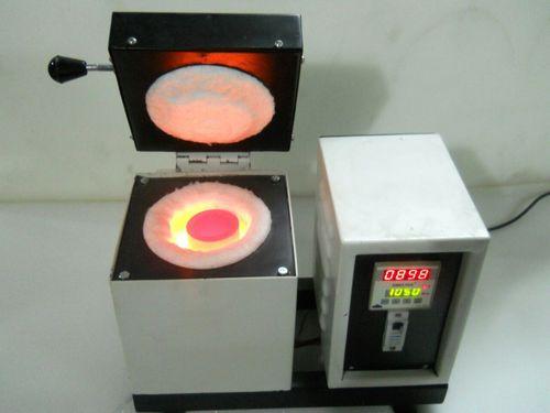 Silver Melting machine