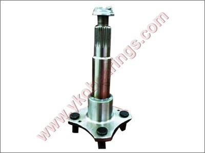 REAR AXLE TVS KING
