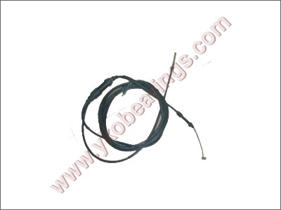 THROTTLE CABLE TVS KING