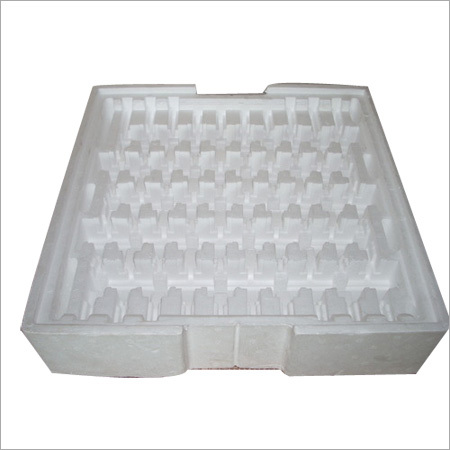 Eps Customized Thermocol Tray