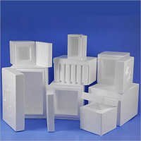 Plain Thermocol Box