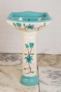 Printed Wash Basins