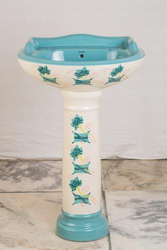 Printed Pedestal Basin