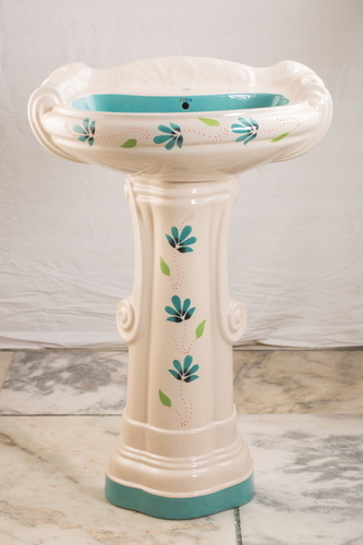 Printed Majestic Wash Basin