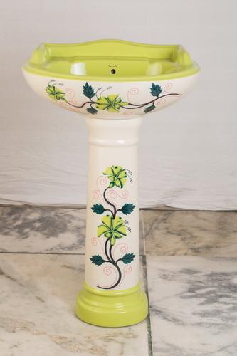 Pedestal Wash Basin for home
