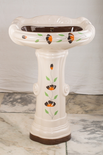 Luxary Pedestal Wash Basin