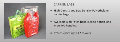 Polyethen Carry Bags