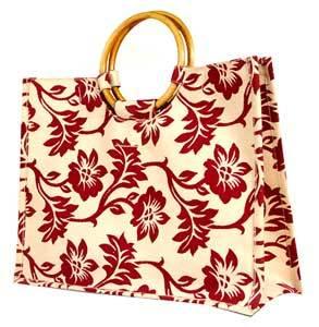 Printed Jute Bags