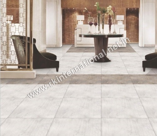 600 X 600 Roman Gray Collection Porcelain Tiles