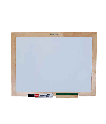 Wooden Framing Magnetic White Boards
