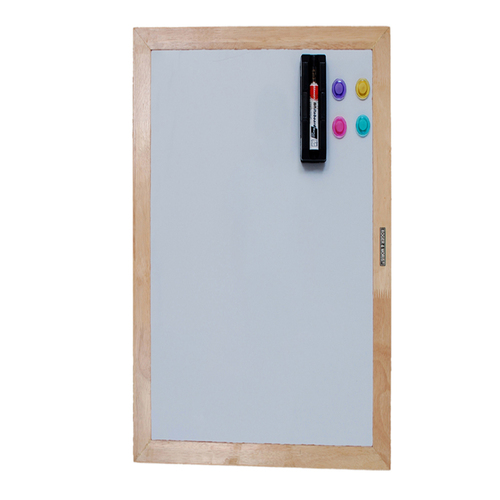 Wooden Magnetic White Boards