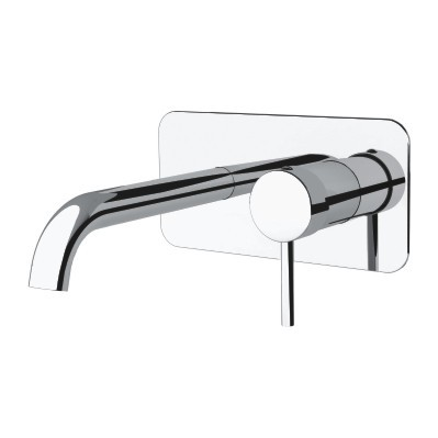 CP Single Lever Basin Mixer Wall Mounted