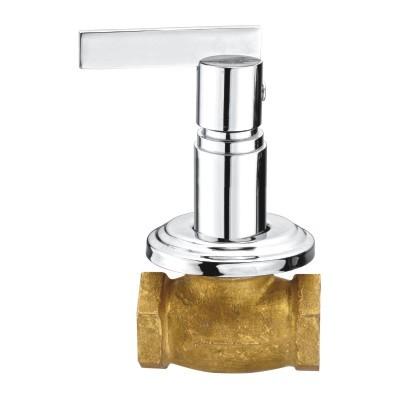 Brass Half Turn Flush Valve