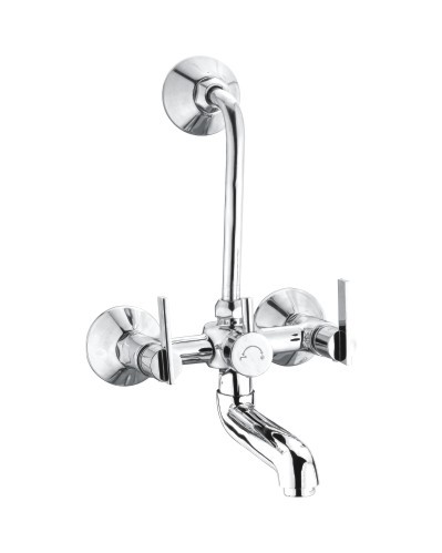 Wall Mixer With Long Bend Pipe
