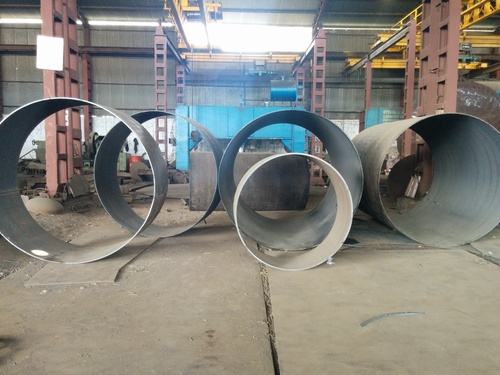 Shells Manufacturing / Rolling of Plates