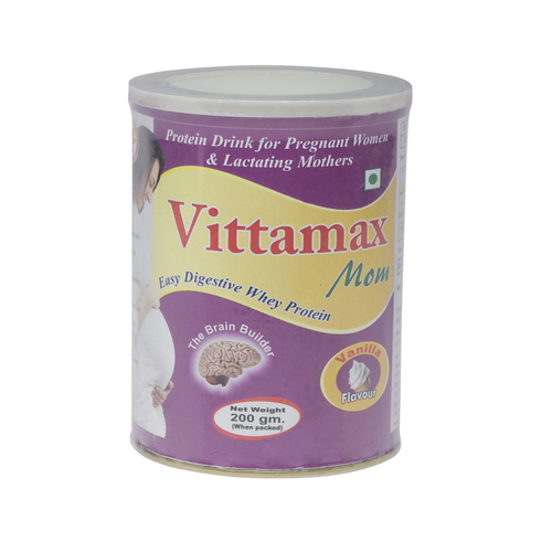 Vittamax Mom  Vanilla Flavour