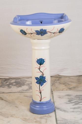 Ceramic Pedestal Basin