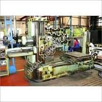 Horizontal Boring Machine Tos H63