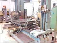 Horizontal Boring Machine Tos W100