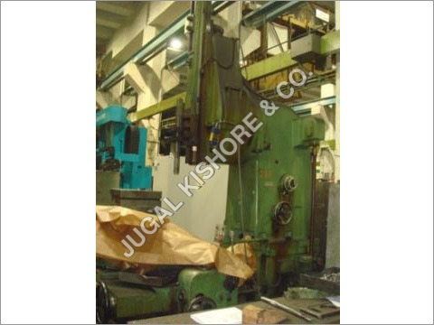 Vertical Slotting Machine Waldrich 1200 mm Stroke