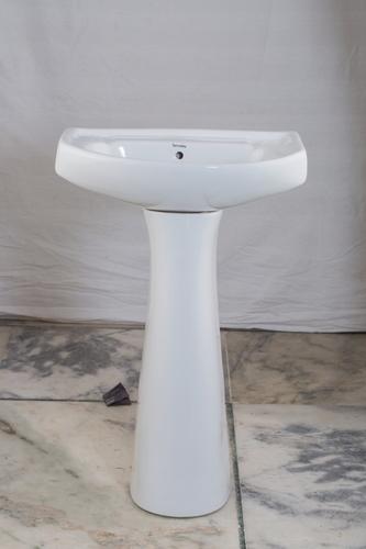 Plain Ceramic Wash Basin
