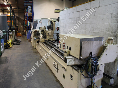 WMW Thread Milling Machine