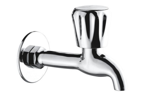 Brass Bib Tap With Long Body