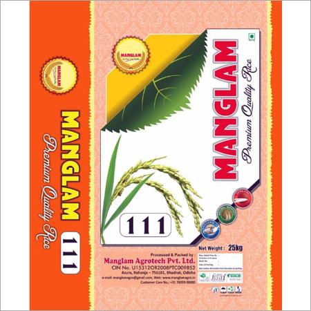 Silky Raw Rice