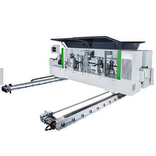 Double End Edge Banding Machine