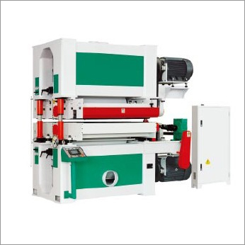 Automatic Double Sides Sanding Machine
