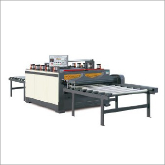 PVC Paper Sticking Machine
