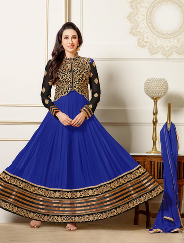Attractive Designer Anarkali Suit Wholsaler