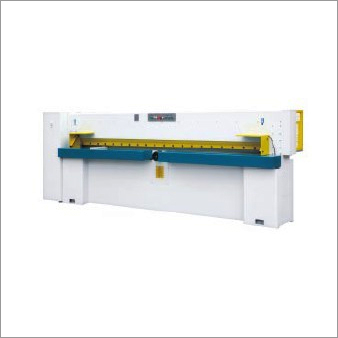 Veneer Guillotine Machines