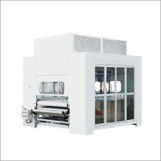 Rotary Spraying Machine
