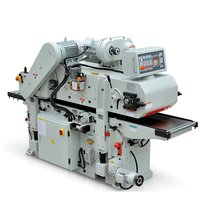 HC204F Double Side Planer Moulder